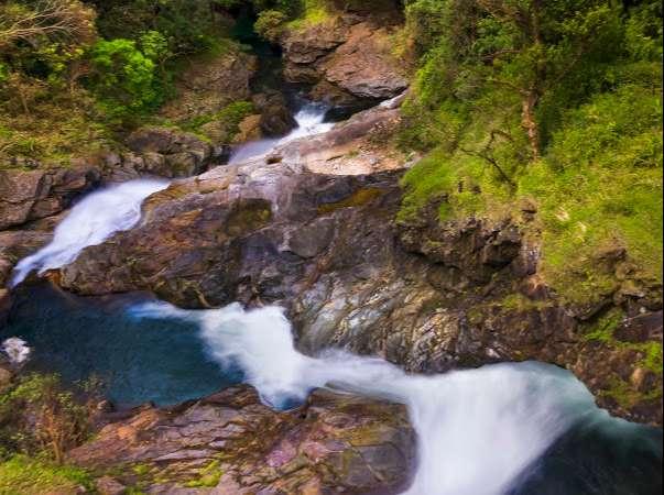 Người dân bản địa rất coi trọng nguồn nước của thác