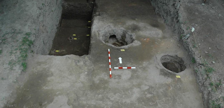 Εντυπωσιάζει η αγγειοπλαστική στον προϊστορικό οικισμό της Διομήδειας
