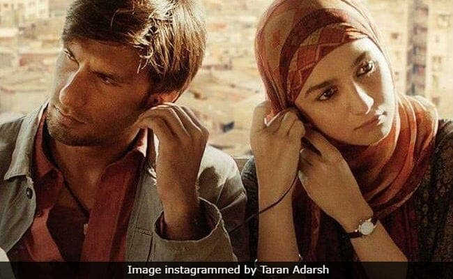 Gully Boy has been selected as India's Official Entry For The Oscars