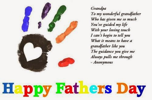 Latest Happy Father's Day Quotes 2016 , Messages, Sayings In English