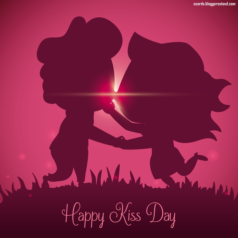 Happy kiss day 2021 pics for my love, girlfriend, boyfriend, husband, wife, him and her