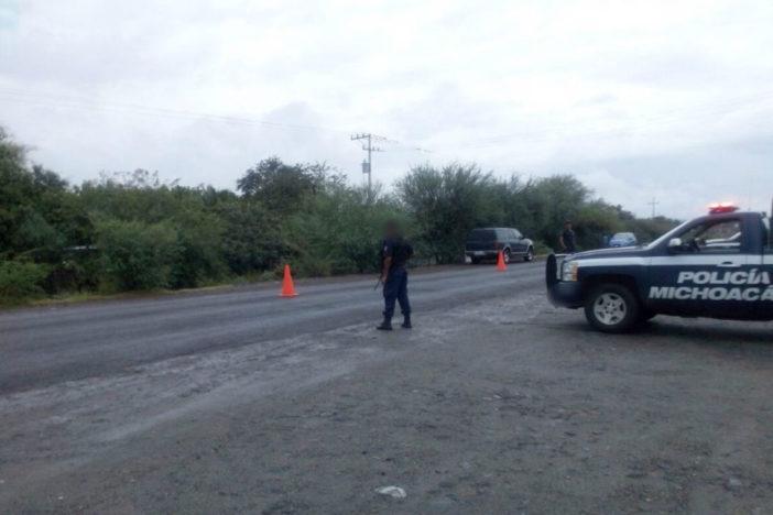 Balacera en Michoacán deja dos muertos y dos heridos