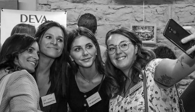 Souvenir Beauty Party Lyon & La Communauté Bio Auvergne-Rhône-Alpes octobre 2019