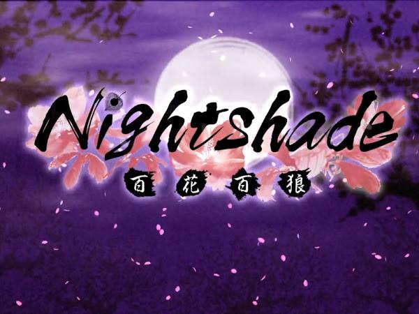 Kunai sydämessä - ihastumisen kamaluus Nightshadessa