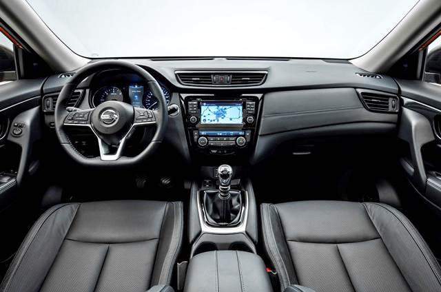 Nissan X-Trail 2018: características generales espacio interior