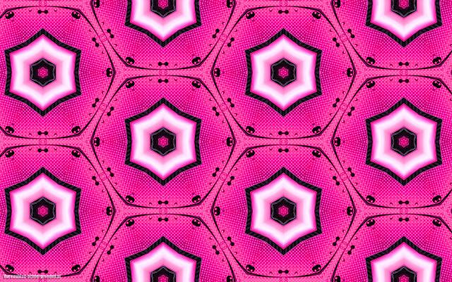 Moderne roze abstracte achtergrond met patronen