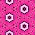 Roze abstracte achtergrond met patronen
