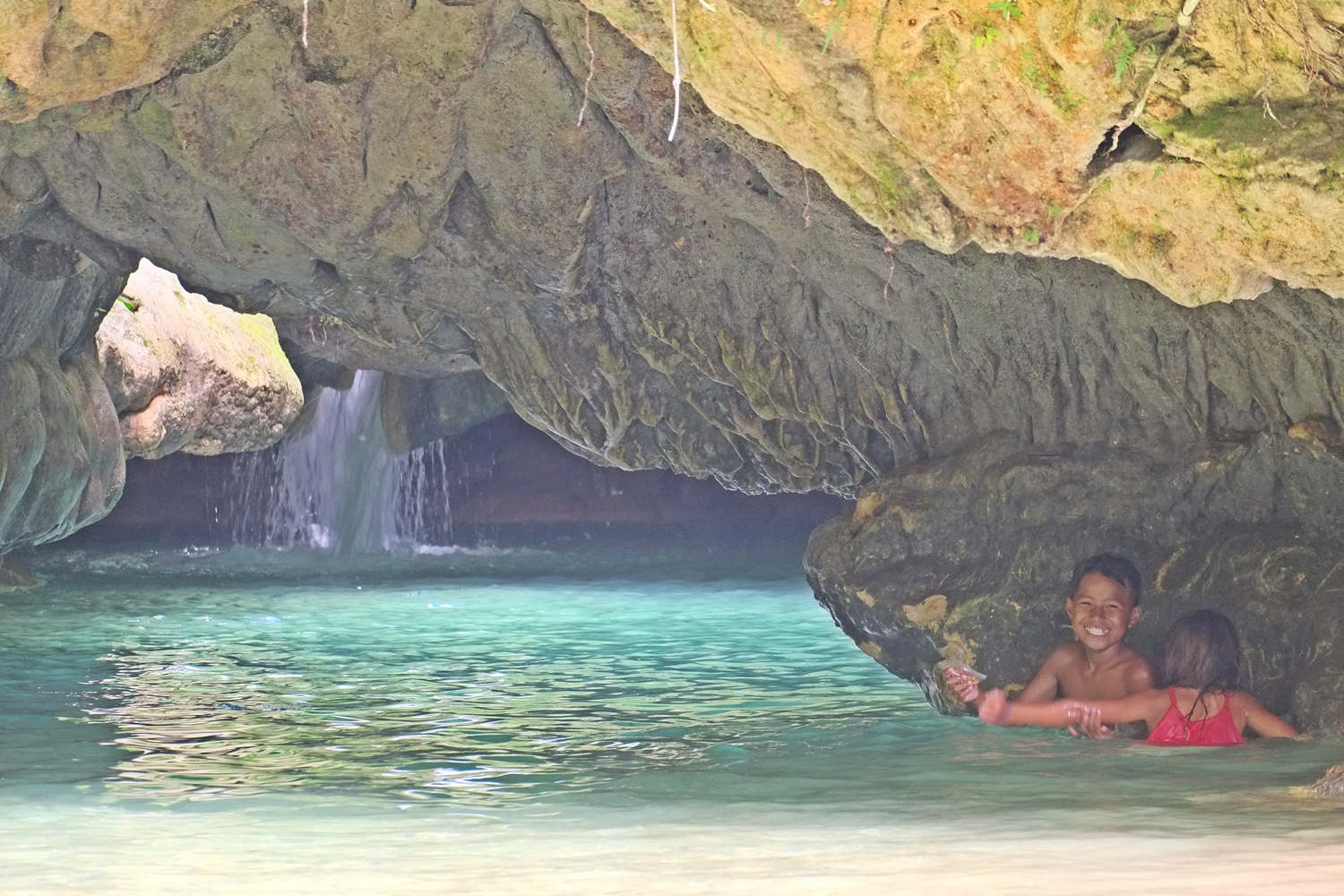 Fetam Klego: The Sinapulan Underground River in Columbio, Sultan Kudarat