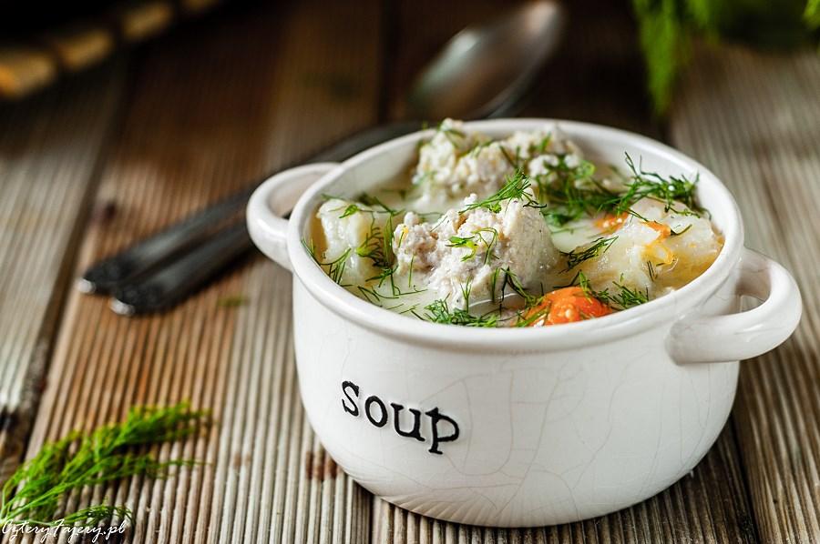 Zupa-koperkowa-z-pulpetami