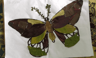 contoh kolase tumbuhan dengan motif kupu-kupu www.simplenews.me