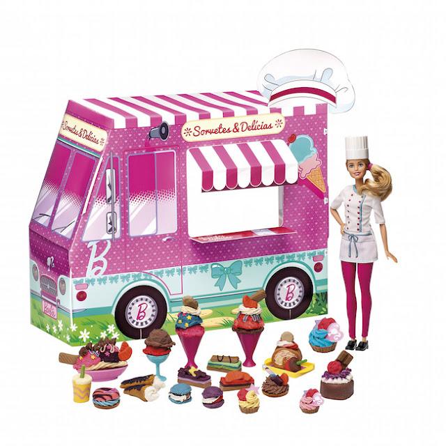 Opções Mattel para Presente de Natal até R$ 100,00 para crianças