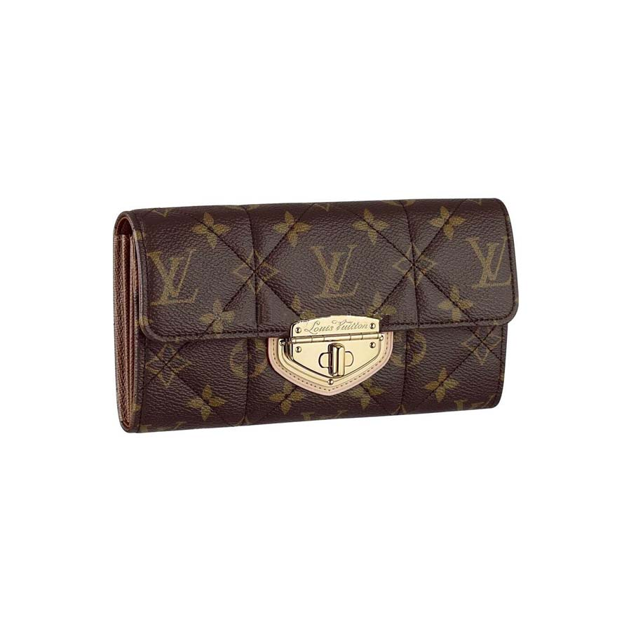 6d52a309d louis vuitton don shoes. The Sarah Wallet – always synonymous with elegance  – now has an added air of glamour. One touch of its Monogram Etoile Canvas  ...