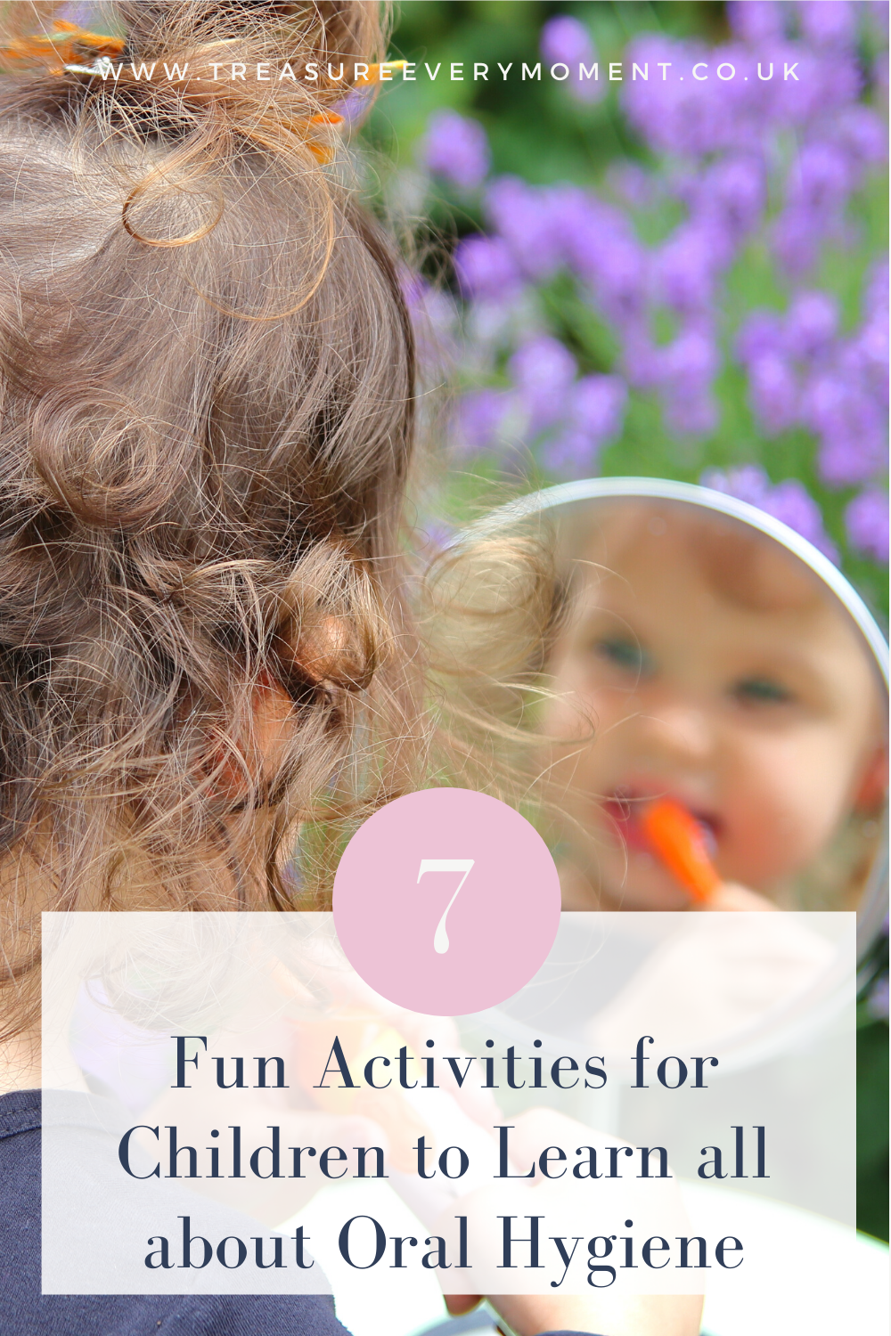 CHILDREN: 7 Fun Activities for Learning all about Oral Hygiene