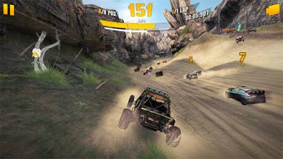 لعبة Asphalt Xtreme Rally Racing للاندرويد, لعبة Asphalt Xtreme Rally Racing مهكرة, لعبة Asphalt Xtreme Rally Racing للاندرويد مهكرة