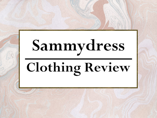 Sammydress clothing review