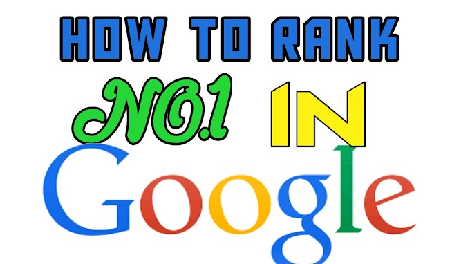 How to rank No 1 on Google | SEO of 2019 |NS Studio