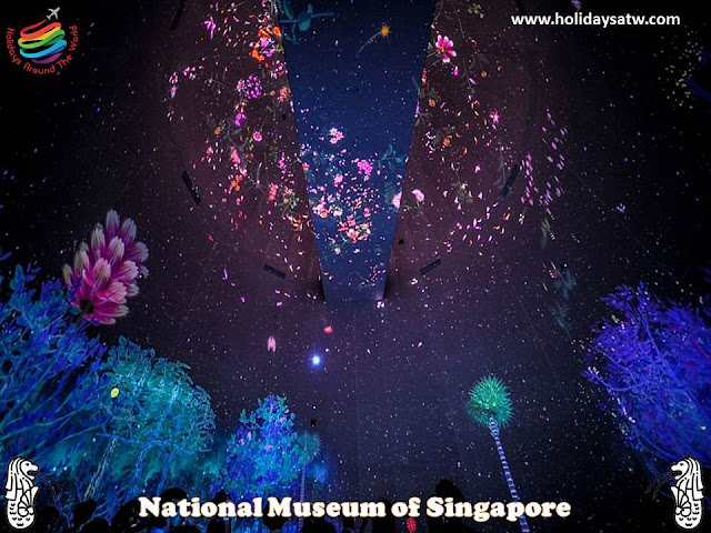Things to do at the National Museum of Singapore