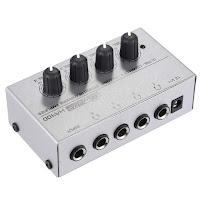 Amplificador de Auriculares para mesa de mezclas