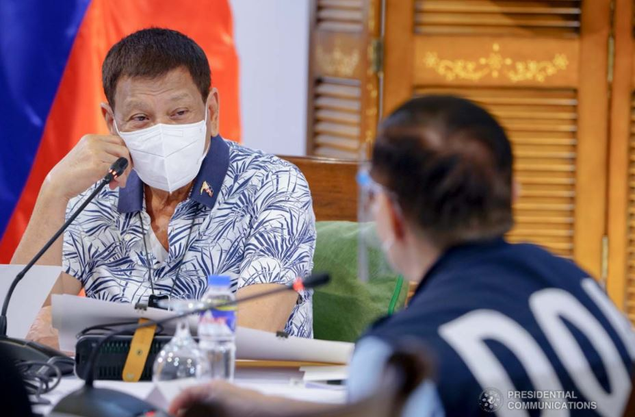 Duterte addresses the nation August 17 on MECQ fate