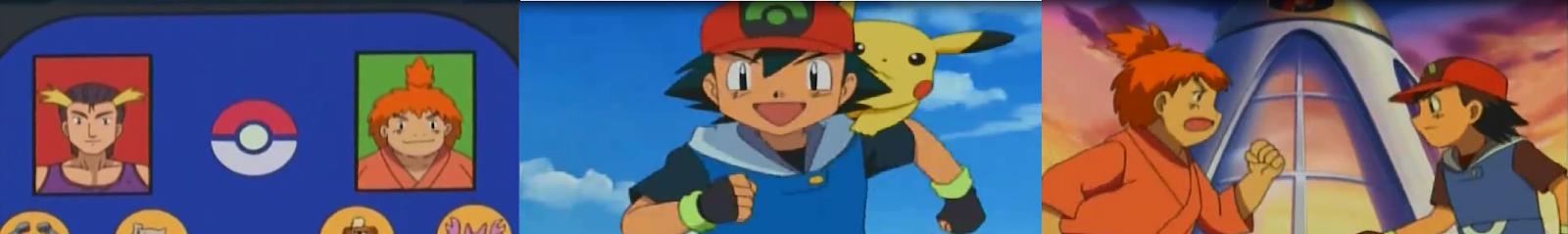 Pokémon -  Capítulo 34 - Temporada 8 - Audio Latino