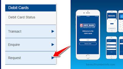 Click Debit card Hotlisting