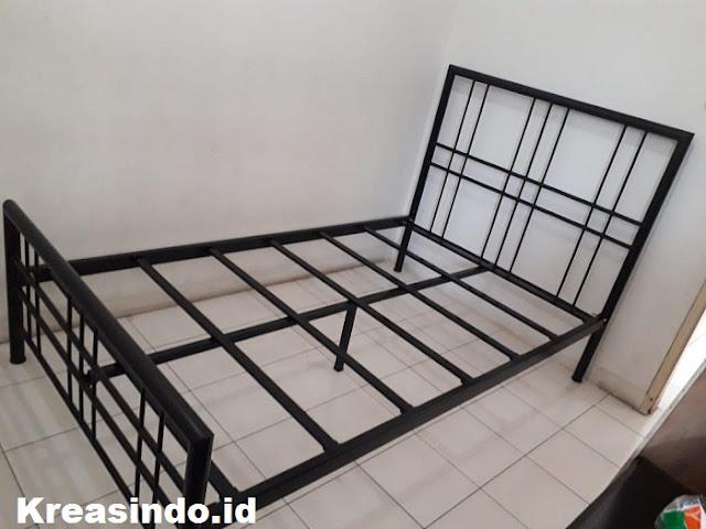 Jasa Pembuatan Ranjang Besi Minimalis Berkualitas di Jabodetabek dan Sekitarnya