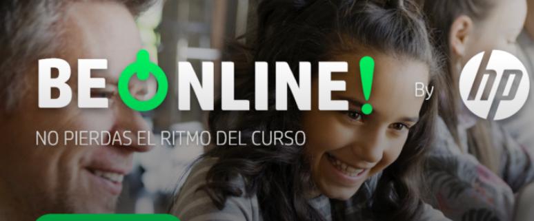 إتش بي تدشن برنامج التعلّم الإلكتروني BeOnline