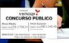 Aberto Concurso Público para níveis médio e superior. Salários até R$ 5.540,40