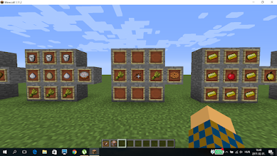 minecraft süti crafting