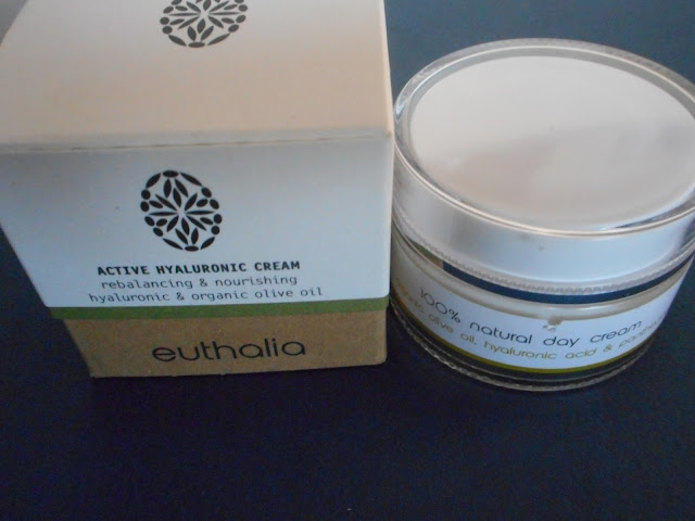Glowbox Back to Cool: Euthalia, Active Hyaluronic Cream