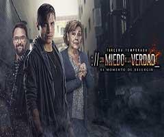 Ver telenovela sin miedo a la verdad t3 capítulo 8 completo online