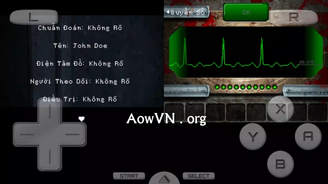 AowVN.org minz%2B%252810%2529 - [ HOT ] Dementium - The Ward & II Việt Hoá | Game NDS cho Android & PC IOS - Kinh dị , giải đố