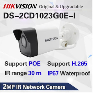 IP Camera HIKVISION DS-2CD1023G0E-I 4mm