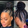 New Ghana Weaving Shuku Hairstyles 2020: Most unique hairstyles for ladies