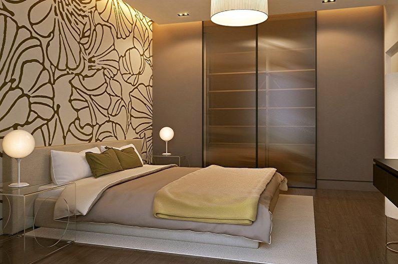 50 Modern Wallpaper Designs For Bedroom Walls 2019