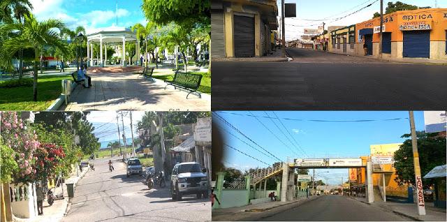 Alcaldía municipal mantiene municipio de Santa Cruz de Barahona limpio. Visitantes así lo perciben.