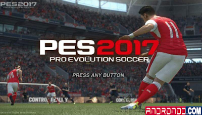PES 2017 Patch By Army17 ISO PPSSPP Update Terbaru