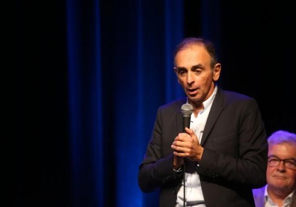 """VIDÉO : Zemmour dénonce la propagande de France Inter qui """"adore la diversité ethnique mais déteste la diversité des opinions...!"""""""