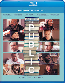The Public [BD25] *Subtitulada