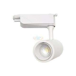10W COB LED軌道投射燈,可調焦距,LED軌道燈