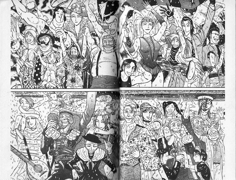 Karakuri Circus - หน้า 114