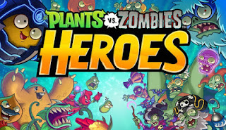 Plants vs. Zombies Heroes Mod Apk v1.8.23 (Unlimited Turn)