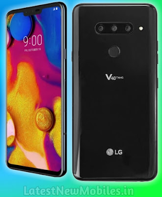 LG V40 ThinQ Specifications
