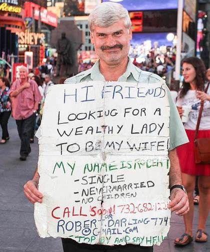 Frau sucht reichen mann ceo antwortet