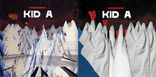 Unusual Album Covers