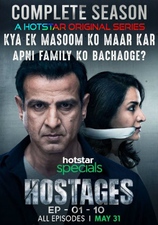 Hostages 2019 Complete S01