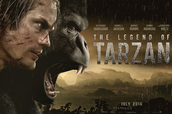 10 Film Paling Hot dan Seksi Tahun 2019 2021, movie trailer, movie review, cast, The Legend of Tarzan movie