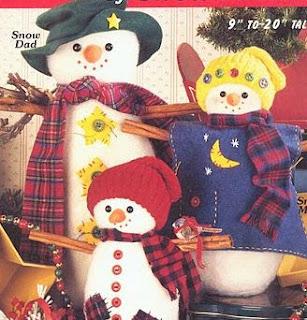 moldes-muñecos-nieve