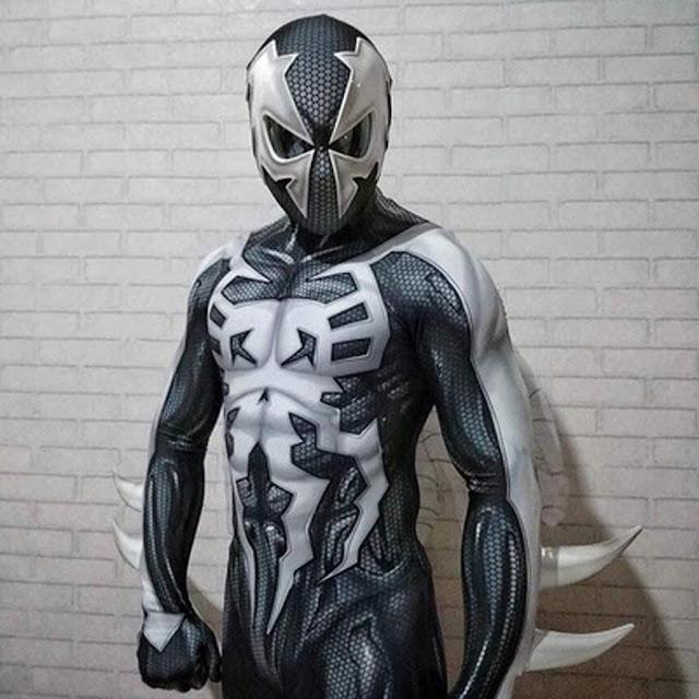 Costumi Halloween Spider-Man 2099