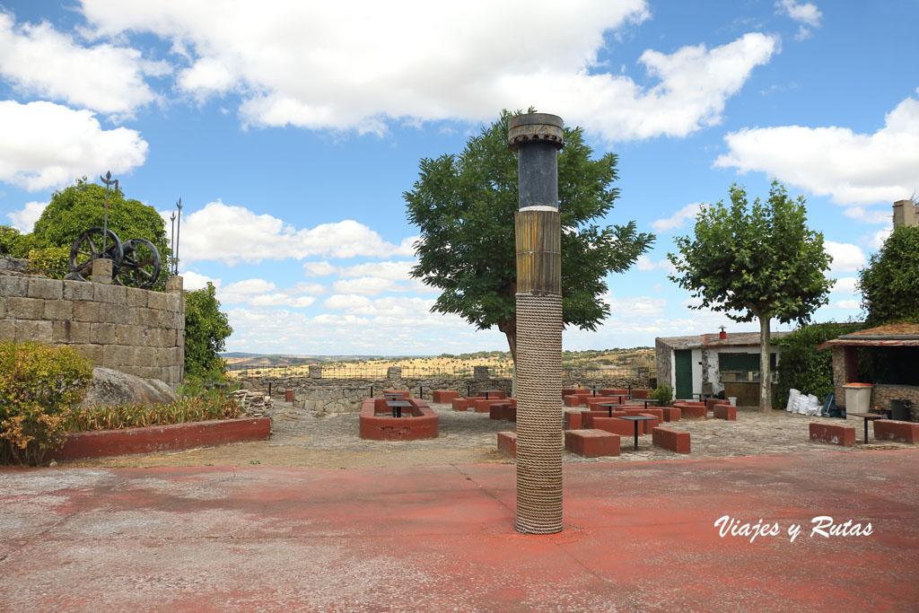 Mirador del Castillo de Fermoselle